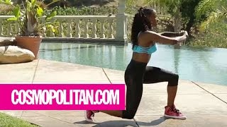 Boost Your Booty in 6 Minutes: Week 2 | Cosmopolitan