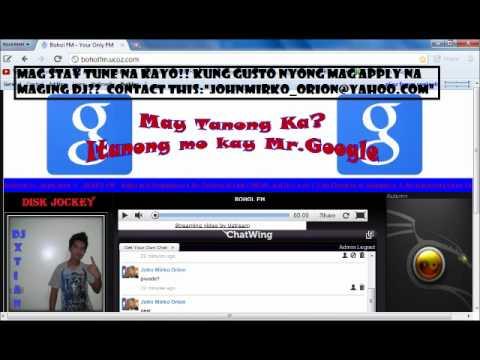 Fm Radio On Net !! Bohol FM !! Ang Numero uno mong FM !