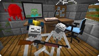 Они пытались выжить! [ЧАСТЬ 14] Зомби апокалипсис в майнкрафт! - (Minecraft - Сериал)