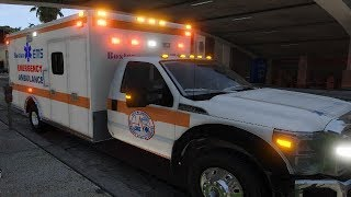 GTA V Boston EMS Ambulance Texture Showcase