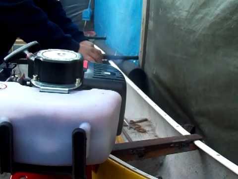 Mi motor fuera de borda casero youtube for Fuera de borda pelicula