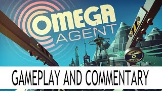Omega Agent - Gameplay and Commentary - Oculus Go Getters