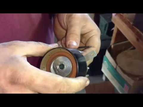2012 Ford Fiesta Timing Belt Replacement Pt1