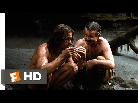 Greystoke: Legend of Tarzan (1/7) Movie CLIP - Razor and Mirror (1984) HD