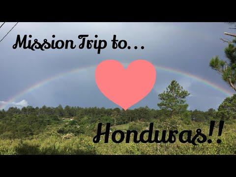 Mission Trip to Honduras!!