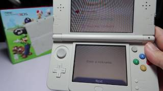 New Nintendo 3DS $99 Special Super Mario BLACK FRIDAY Edition (White)