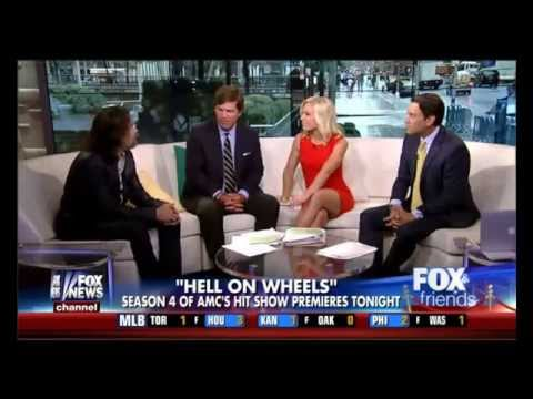 Anson Mount Fox and Friends 8 2 14