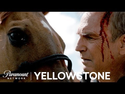 See How It All Began: Yellowstone Season 1 Opening Scene | Paramount Network