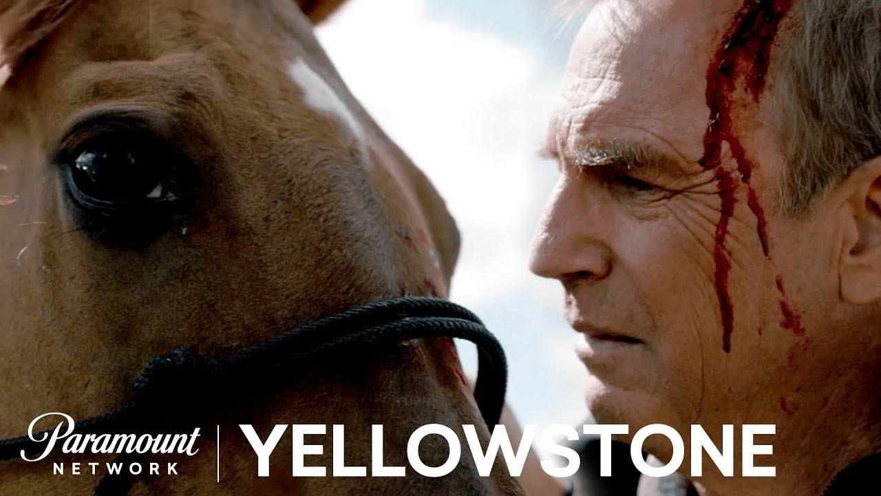 See How It All Began: Yellowstone Season 1 Opening Scene | Paramount Network
