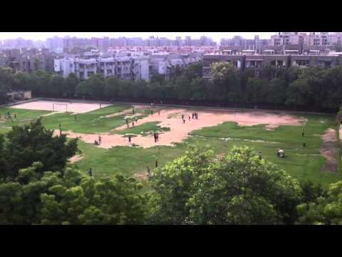 Vasundhara enclave park