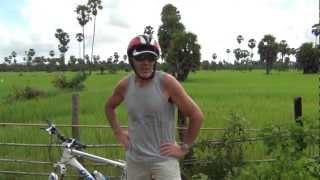 Brett Dudley in Cambodia - Mekong Magic