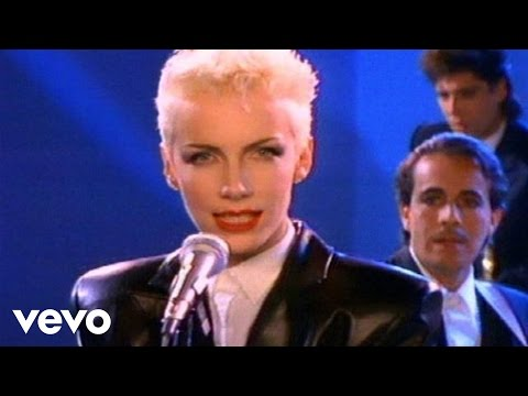 Eurythmics - Thorn In My Side (Official Video)