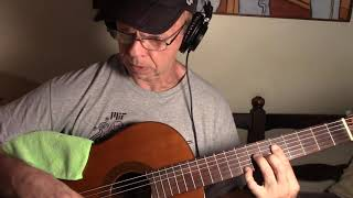 Angel of the Morning - Juice Newton Cover Performed as Guitar Solo