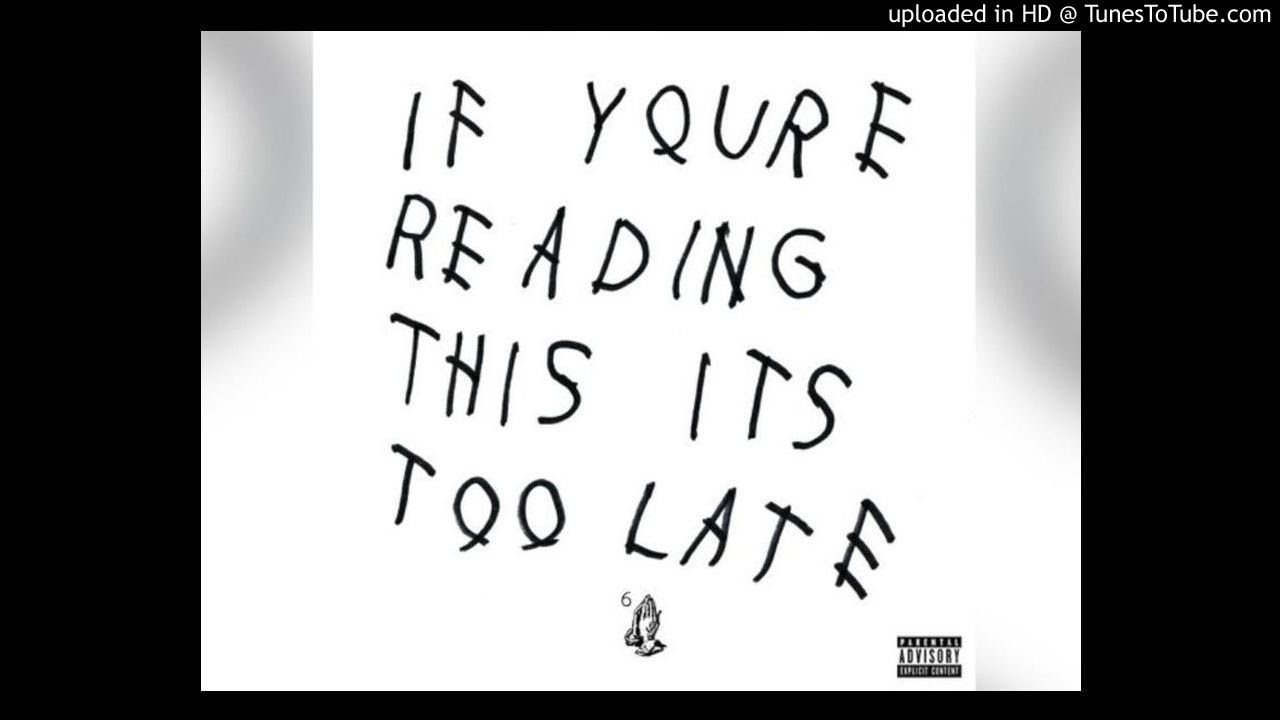 If youre reading this its too late font type