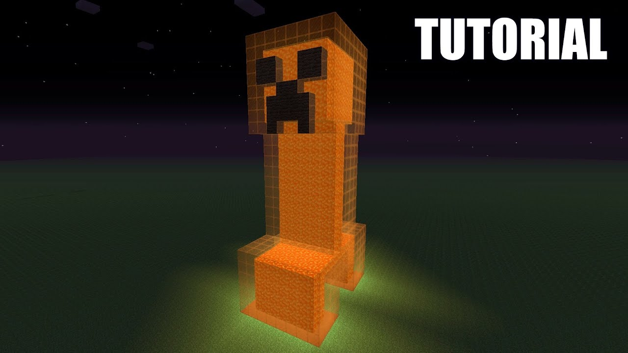 How To Make A Lava Lamp In Minecraft. Minecraft Tutorial ...