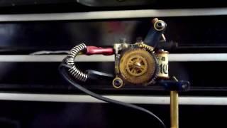 handmade gear tattoo machine