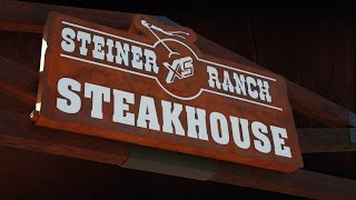 Steiner Ranch Steakhouse - Austin Wedding Day Style