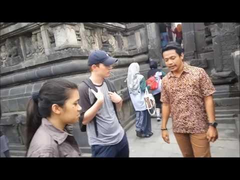 English For Tourism Guiding in Prambanan