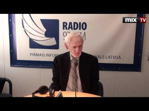 Mix TV: Диетолог Анатолий Данилан на радио Балтком