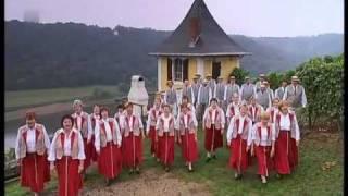 Sächsischer Winzerchor Meissen - Welche Freude, welch ein Frieden 2008