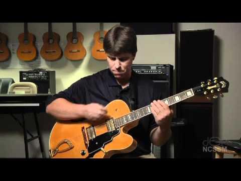 Jazz Guitar Lesson 1: Guitar Basics