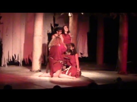 Euripides' The Bacchae