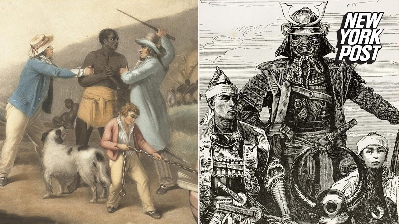 The forgotten story of how an African slave became the first black samurai | New York Post