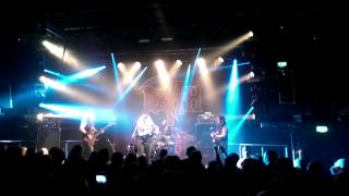 Death DTA - Trapped in a Corner @ The Academy, Dublin, 2015 [HD]
