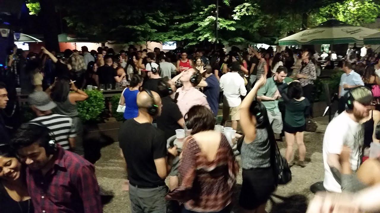bohemian hall beer garden quiet clubbing - Bohemian Beer Garden