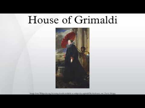 House of Grimaldi