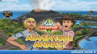 The Sims Freeplay: Mysterious Island - Part 1