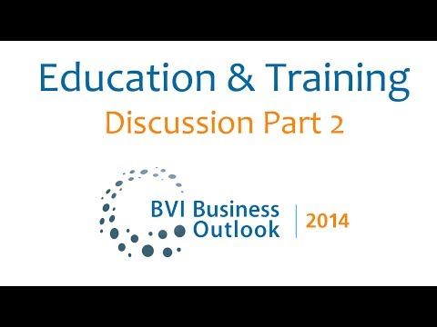 BBO14 - Education & Training Discussion Part 2