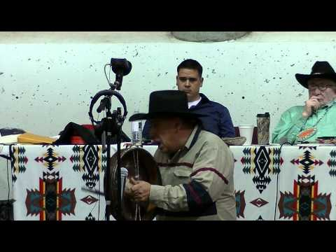 Arnold Alexis 4th place - 4th Annual Tanner Alber's Round Dance Memorial 2015