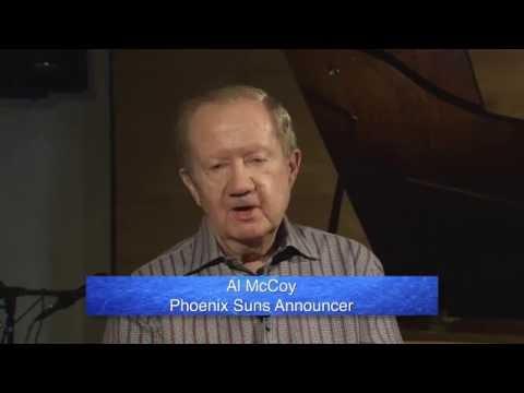 Al McCoy:  Phoenix Suns Announcer
