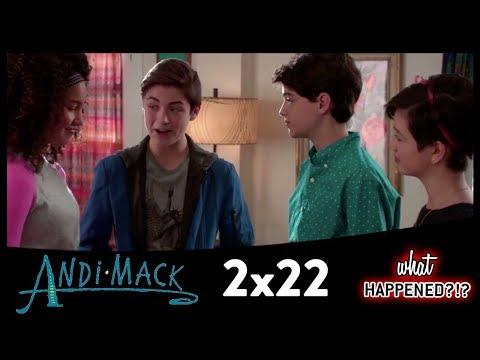 ANDI MACK 2x22 Recap: Unexpected Crush! - 2x23 Promo | What Happened?!?