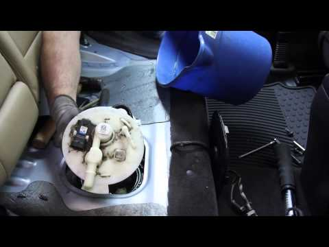 How to Install Fuel Pump Assembly E9073M in a 2011 – 2014 Hyundai Elantra