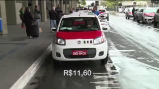 Uber x Táxi: o que vale mais a pena?