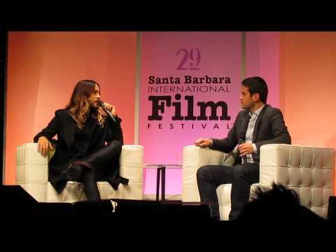 Jared Leto at Santa Barbara International Film Festival