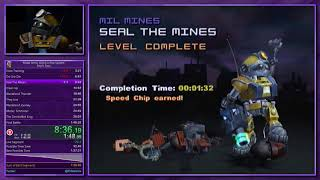 (WR) Metal Arms: Glitch in the System - Any% Speedrun [Easy] in 1:44:56