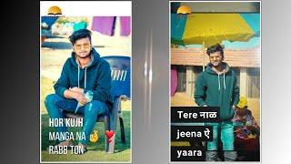Tere Naal Jeena Hai | New Panjabi Song WhatsApp Status | New Marwadi Status 2021 | T-Rajasthan |