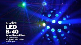 EUROLITE LED B-40 Laser Beam Effect