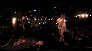 Never Say Never -VR LIVE VIDEO-(2017/12/4 渋谷CLUB QUATTROツアーファイナルワンマンより)