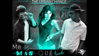 Jk & Sadexs - Me Gustas Más Que Nadie (The Urban Change)