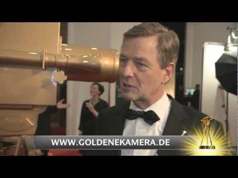 Claus Kleber im Interview - GOLDENE KAMERA 2013