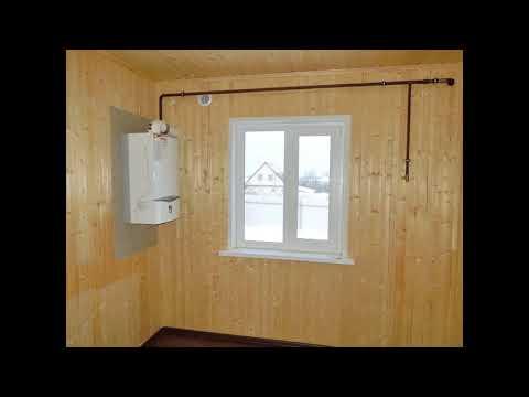 Продается новый дом в городе Струнино. Газифиц...