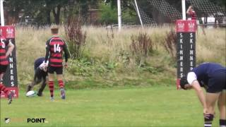 Funsho Ajayi - Rugby Scholarship Video - Update