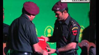 SPORTY SOLUTIONZ SALUTES LT.COL. DHONI..avi
