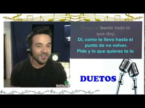 Cante Despacito com Luis Fonsi
