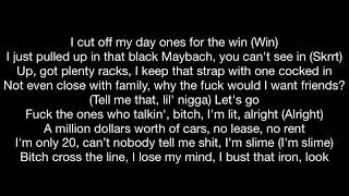 "NBA Youngboy - Lil Top (Official Music Video Lyrics) ""Still Flexin, Still Steppin"""