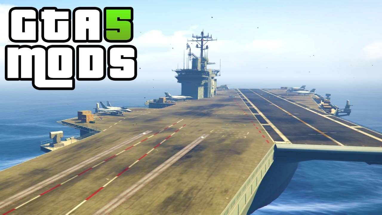 gta 5 single player mods
